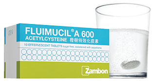 Fluimucil<sup>®</sup> For Adults