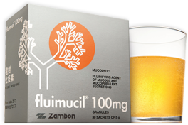 Fluimucil<sup>®</sup> For Children 2 Years Old and Above