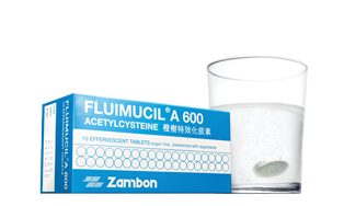 how to take fluimucil 600 mg effervescent tablet